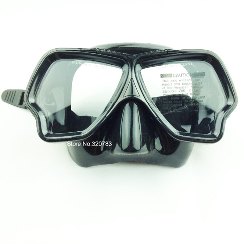 High quality Scuba Diving Mask With Adjustable Silicone Strap mergulho buceo<br><br>Aliexpress