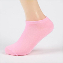 1 Pair Women Sport Socks Casual Boat Low Cut Summer Style Candy Color Short Ankle Socks Crew 2015 Hot New 12colors