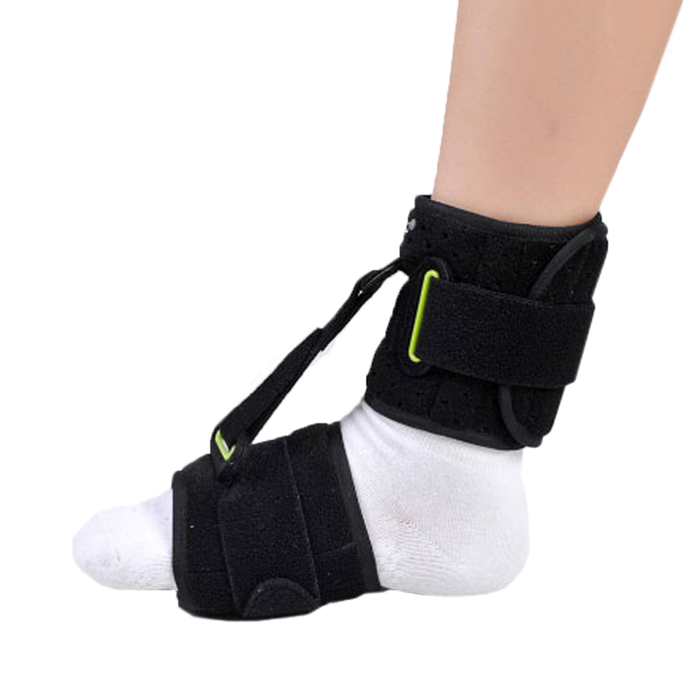 Free shipping hotsale foot drop orthotics AO - 38 middle cerebral hemiplegia ankle correction