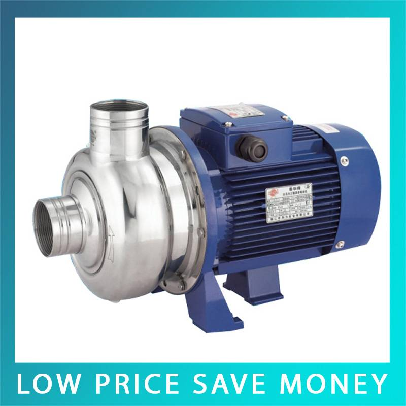 0.75KW Horizontal Single-Stage Booster Pump High Pressure Water Pump 220V Centrifugal Pump BK100D(China (Mainland))