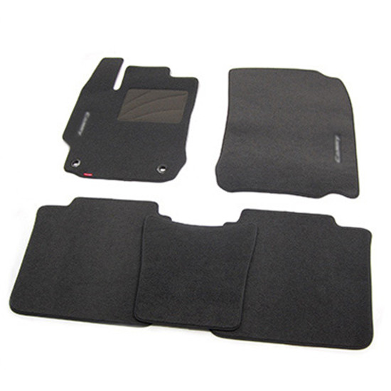 Brand New Car Floor Mats 5pcs Brand New Auto Carpet Mats Carpet Perfect Fitted For Toyota Camry(China (Mainland))