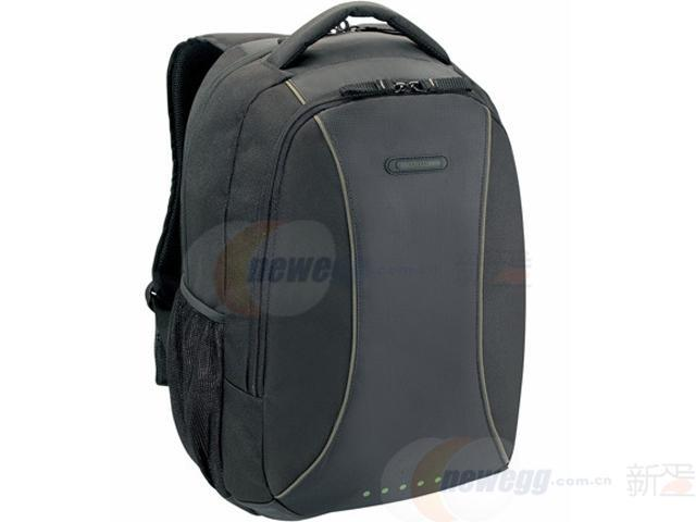 Targus incognito multifunctional computer backpack tsb162ap black