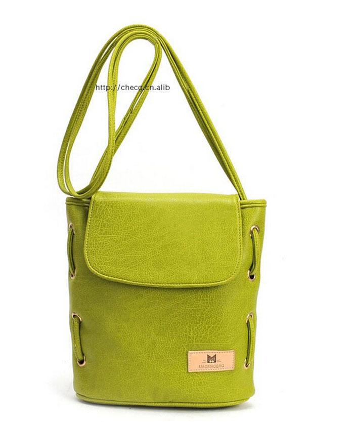 Fashion Lady Handbag Leather Belt Shoulder Bags Women Messenger Bag 100PCS lot
