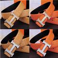 Mens Belts Luxury Designer Belts Men High Quality Leather Belts For Men Gold & Silver Buckle Black leather Ceintures Homme