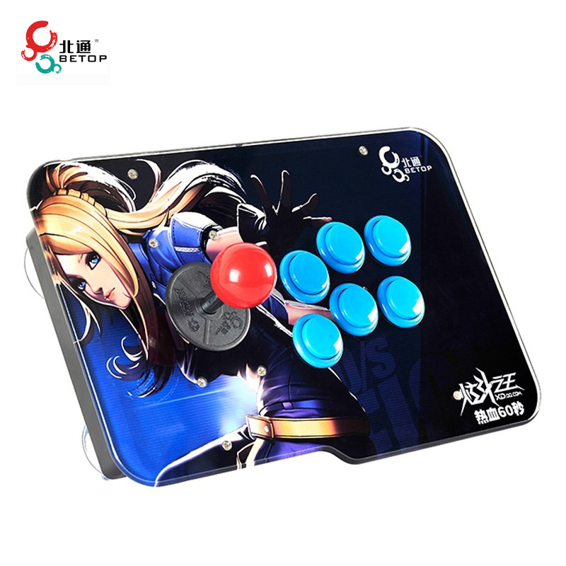 New Arrival Top Brand Betop BTP-4121 Controller  Arcade Sticksss Console Control For PC For PS-3 Gamepad<br><br>Aliexpress