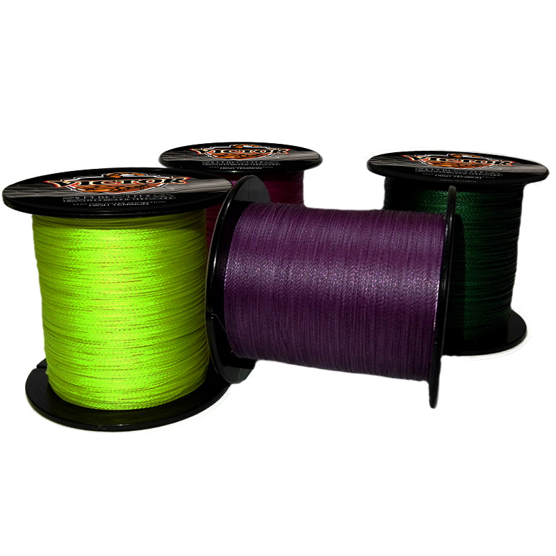 Promotion 2015 sufix 832 500m 30lb moss green pe for Bulk braided fishing line