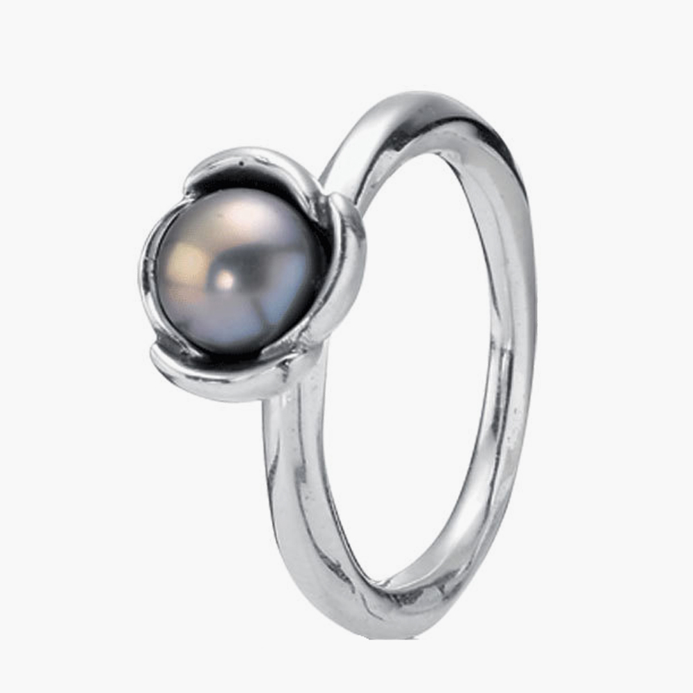 925 sterling silver ring fashion jewelry authentic european brand my wish pearl ring in rings. Black Bedroom Furniture Sets. Home Design Ideas