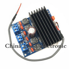 TDA7492 D Class High Power 2x50W AMP Board Digital Amplifier Board + Radiator AU(China (Mainland))