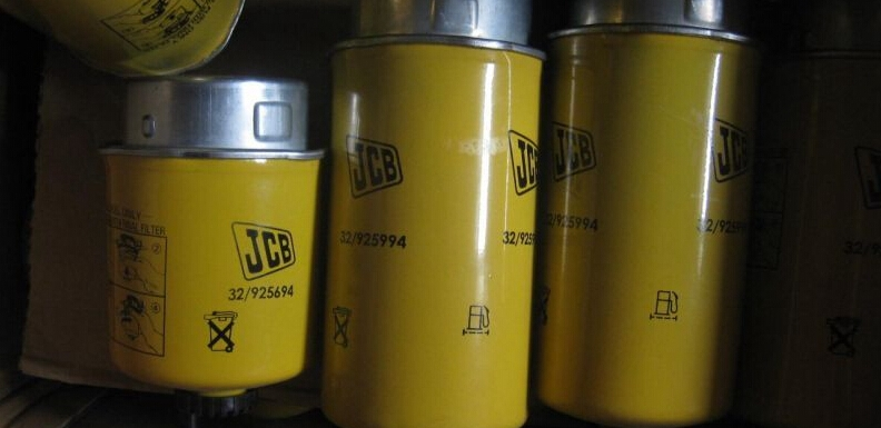 JCB JS210 excavator parts maintenance dug large diesel filter hydraulic piston overhaul package(China (Mainland))