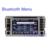 free shipping:hyundai Santa fe gps Navigation 2 din car dvd+GPS Map+ Rear camera back