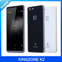 "Original 6.3mm KINGZONE K2 5.0""Android 5.1 Smart Phone MT6753 Octa Core 1.3GHz ROM 16GB RAM 3GB 1920×1080 13MP Camera Phone"