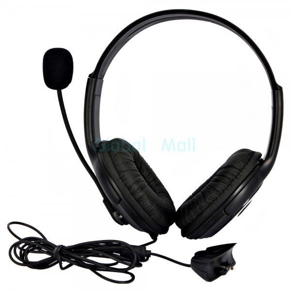 Ship From USA Live Headset with Microphone for Xbox 360 84004030(China (Mainland))