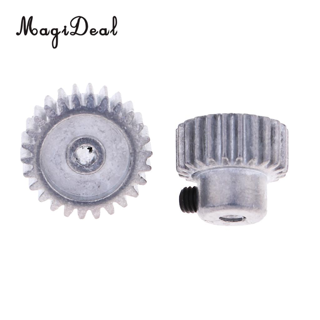 26T Metal Motor Gear Replacement for Feiyue FY01//02//03//04//05//06//07 RC Car