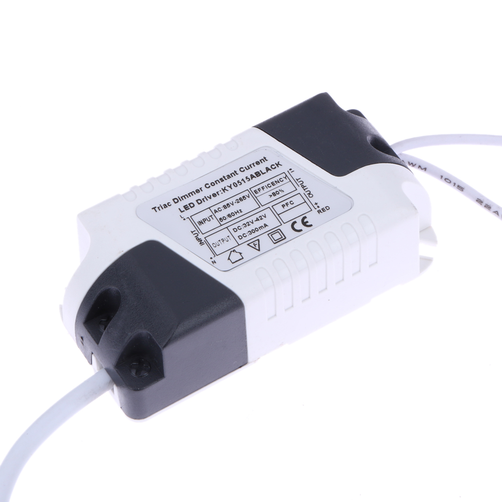 9w 12w 15w Driver Dimmable Driver LED Driver For Transformer Power Supply AC85-265V for LED Lamp High Quality(China (Mainland))