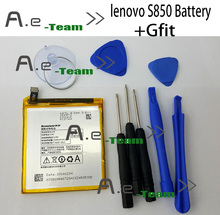 100 Original lenovo S850 Battery S850T BL220 2150mAh Mobile Phone Batteries backup accessories high quality free