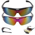 Fashion Polarized Anti UV Sunglasses W 5 Lens Eyes Protection Sun Glasses Goggle Eyewear