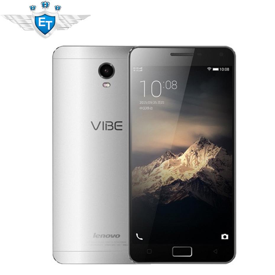 "Original 5.5"" Lenovo Vibe P1 Pro 4G Cell Phone Snapdragon 615 Octa Core 1.5GHz Android 5.1 1920x1080 3GB RAM 13.0MP Fingerprint(China (Mainland))"