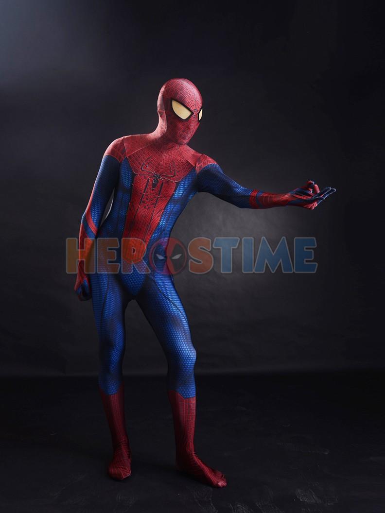 2015-The-Amazing-Spider-man-3D-Original-Movie-Spider-man-Costume-2