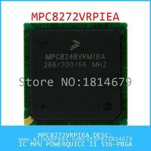 Diy Integrated Circuits MPC8272VRPIEA IC MPU POWERQUICC II 516-PBGA 8272 MPC8272 1pcs