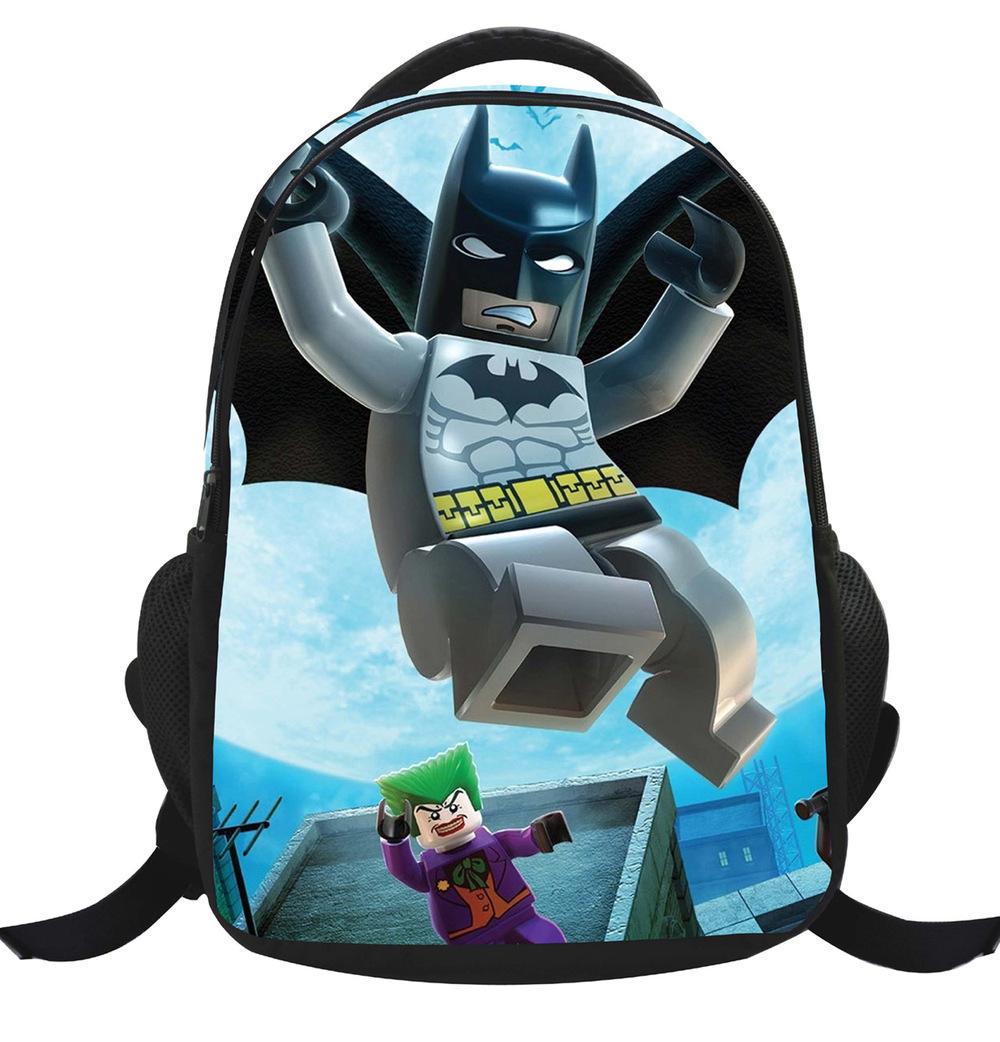 Wholesale Lego Marvel Superheroes Back Superhero Backpacks ...