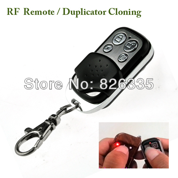 RF Wireless Remote Control Cloning Universal Garage Duplicator 433mhz/315mhz Opener Learning Controller(China (Mainland))