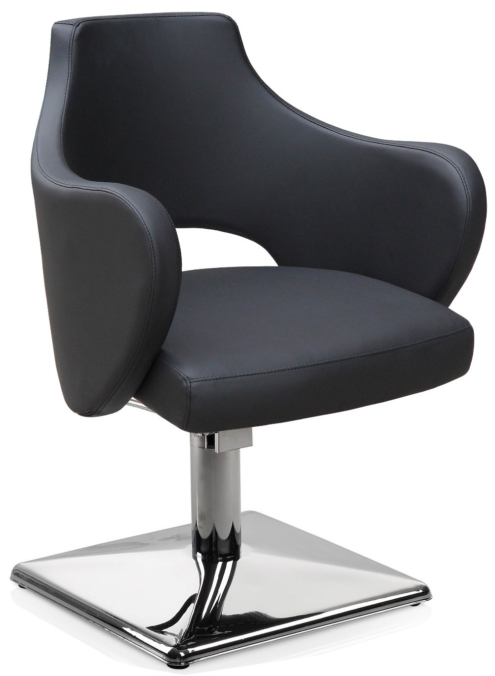 Portable salon chair pictures to pin on pinterest pinsdaddy for Salon style chair