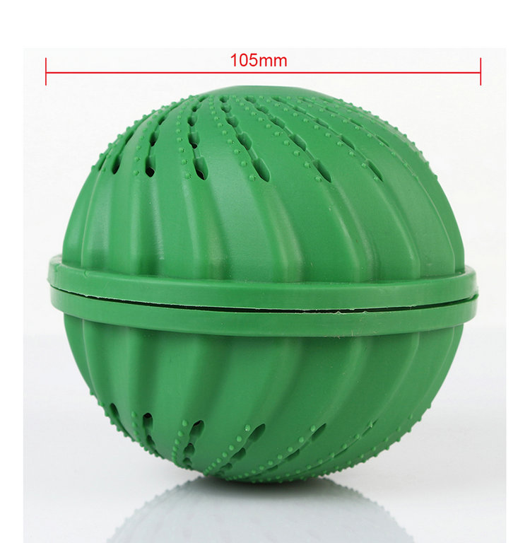 Useful Home Laundry Magic Cleaning ball For Cleaning Clothes Fresh Washing Green(China (Mainland))