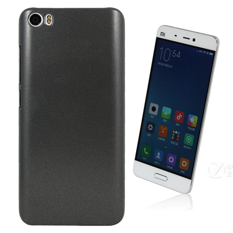IVCE For Xiaomi5 phone case,Ultra-thin Hard Back Cover Case For Xiaomi5 Case,Smooth surface,Xiaomi5 mobile phone accessories.