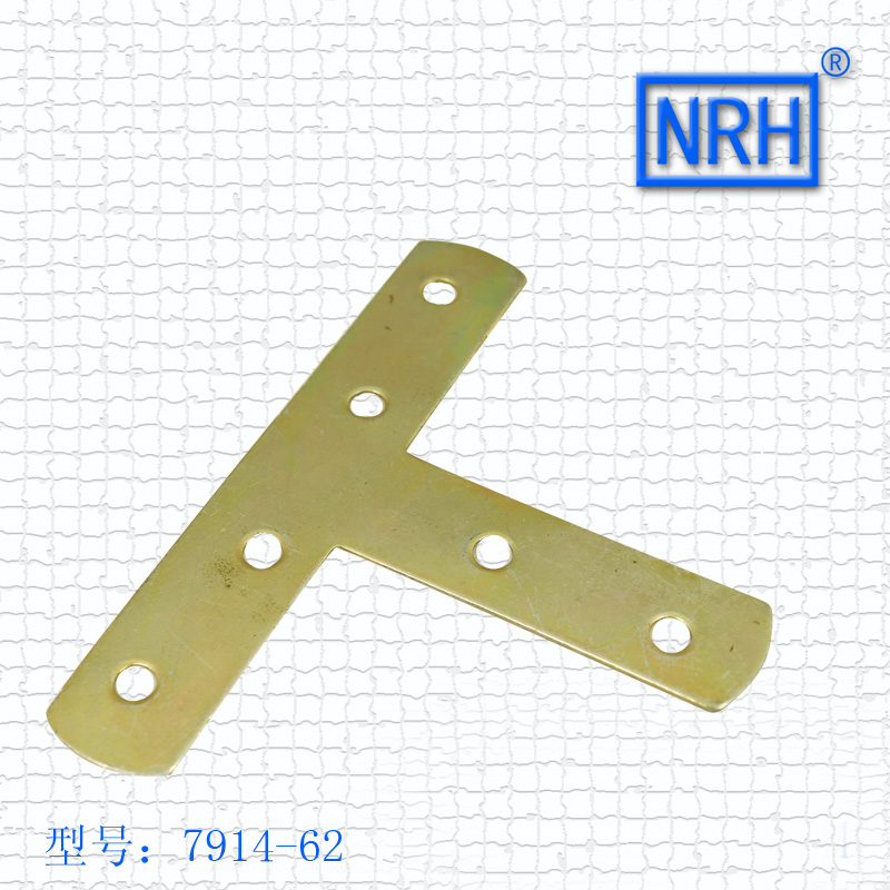 Corner Edging Luggage Accessories Wooden Luggage Horn Furniture Corner T-shaped Angle Code Bracket Angle 7914-62<br><br>Aliexpress
