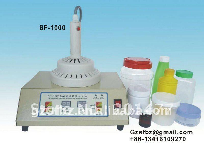 Dia.30-121mm Handheld bottle sealing machine