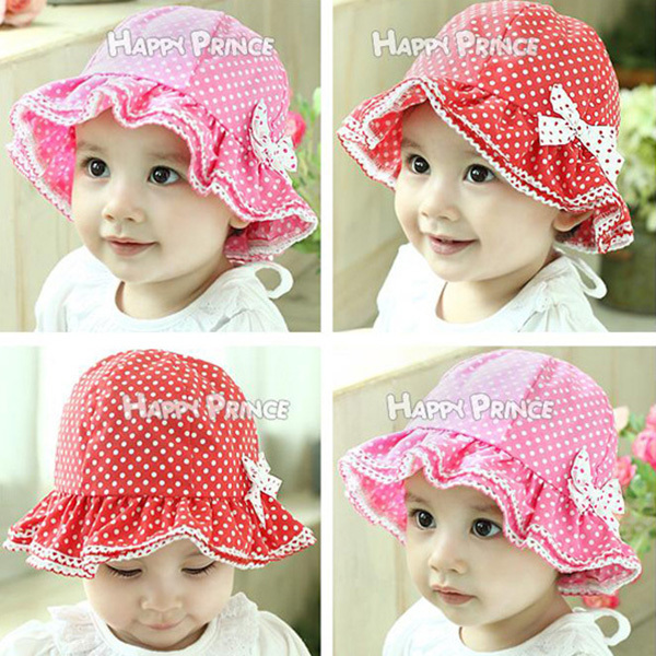 Головной убор для девочек bow/knot 6 m/2y Kids Girls Hat головной убор charles perra m 225scd62