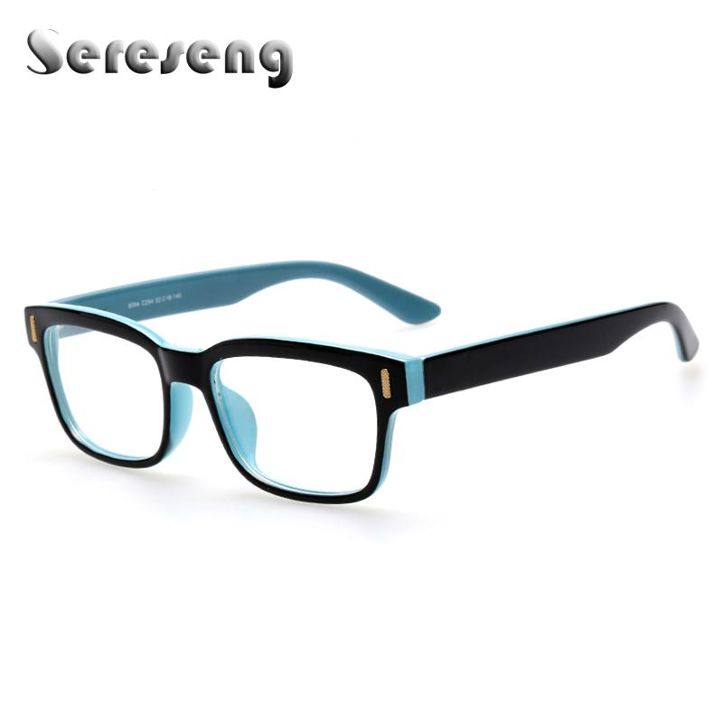 2017 retro glasses frame brand designer eyeglasses frames men clear lens eye glasses for women optical