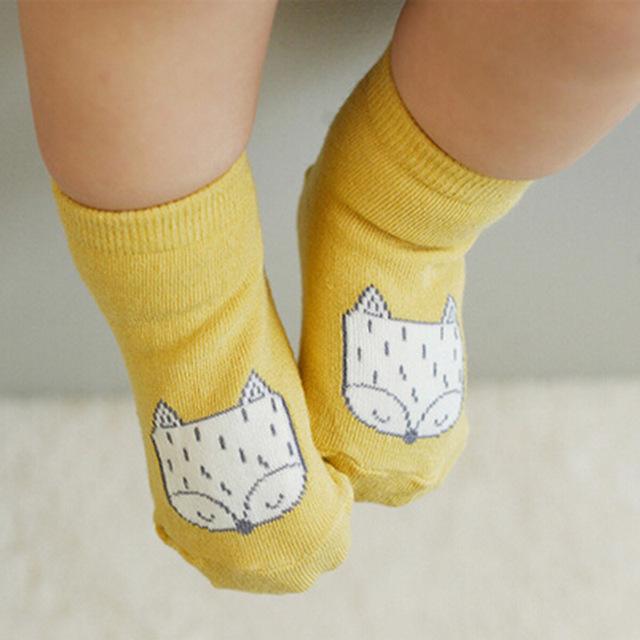Детей носки весна осень теплая мальчики носки мягкий эластичный хлопка прекрасный ...