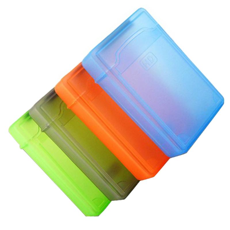 "5 PCS 3.5 ""Portable IDE Sata HDD External Case Hard Drive Case Hard Case Plastic Protection case(China (Mainland))"