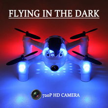 Hubsan H107D H107D upgraded version of the original with 720P HD Camera FPV 6 axis Gyro