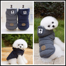 Buy Pet dog jacket coats Christmas winter clothes small dogs Yorkshire Chihuahua puppy funny costume vest clothing hoodie for $8.98 in AliExpress store