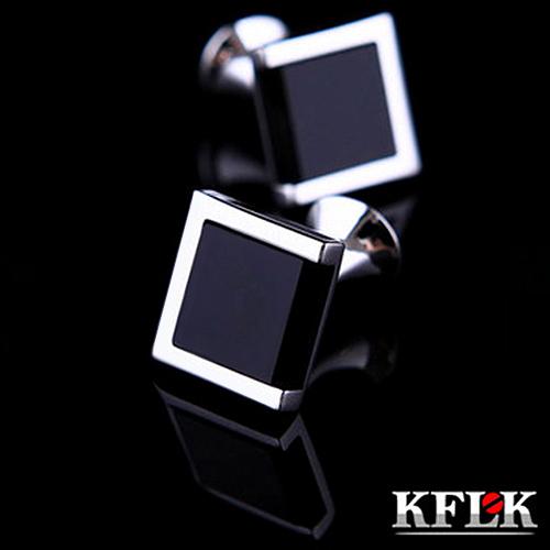 KFLK Luxury HOT font b shirt b font cufflinks for font b men s b font