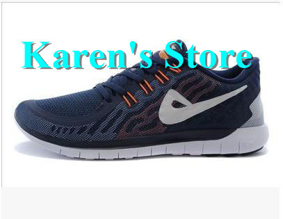 Free shipping! 2015 wholesale New Arrivel 5.0 Lightweight Running Shoes Men's Barefoot Athletic Shoes sneakers size:40-45.(China (Mainland))