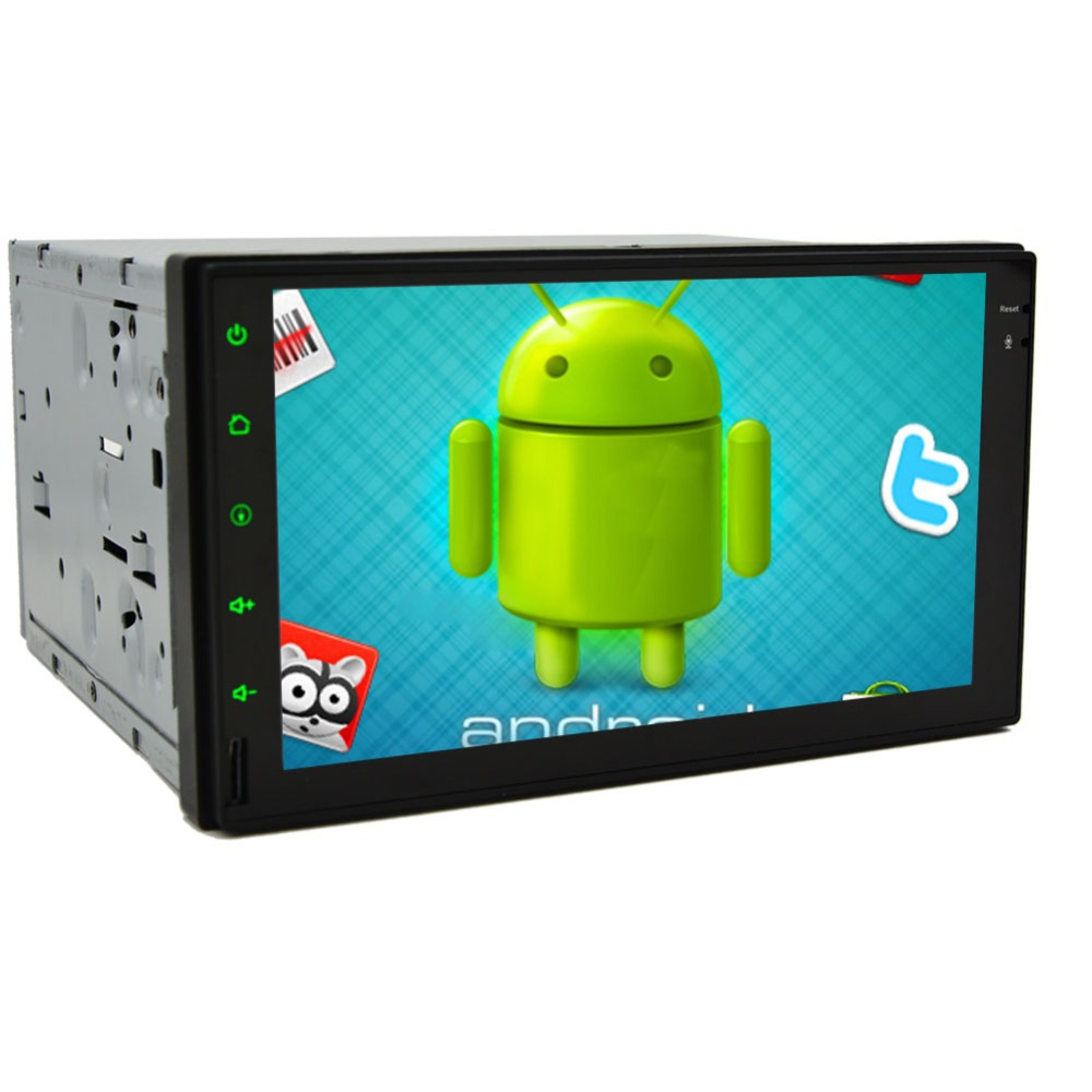 2015 Pure Android 4.2 Full-Touch Car PC Tablet  double 2din 7'' HD GPS Car Stereo Radio No-DVD mp3 Player Bluetooth iPod Wifi(China (Mainland))