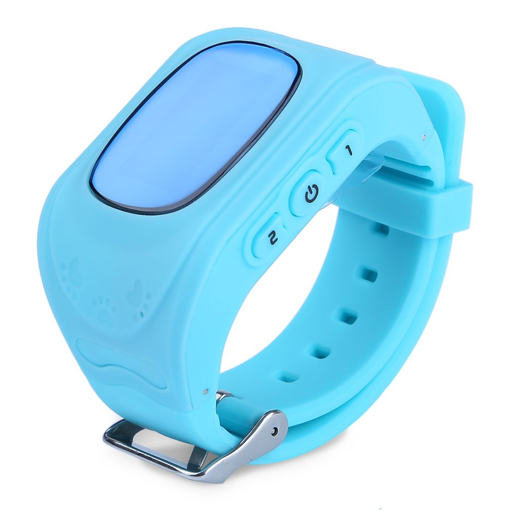 Children Watch Smart Watch Telephone Portable GPS Tracker GPS Wrist Strap For Childen Monitoring SOS Passometer Support Remote(China (Mainland))