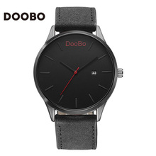 Buy Casual Mens Watches Top Brand Luxury Men's Quartz Watch Sport Military Watches Men Leather Relogio Masculino Montre Homme DOOBO for $7.99 in AliExpress store