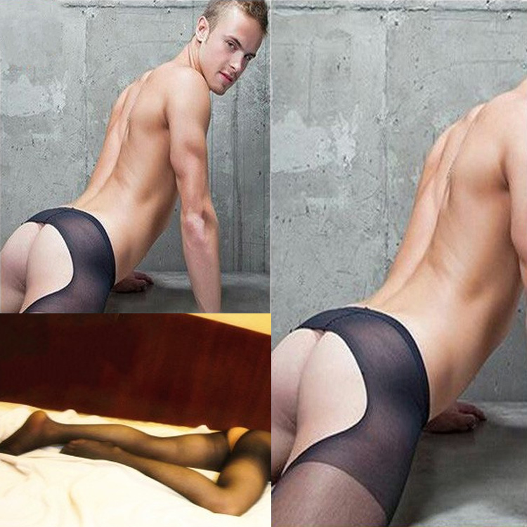 Sexy men in pantyhose