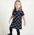Ins hot cherry Mother Daughter Dresses Girls Family Clothing Dresses For Mother And Daughter Knitted dresses