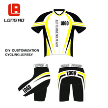 Buy longao Custom Cycling Jersey Can Choose size/Any color/Any logos Accept Customized Bike Clothing,DIY Bicycle Wear for $24.98 in AliExpress store
