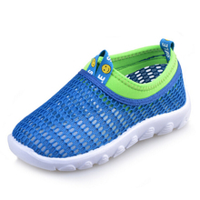 2016 Summer New Children Shoes Fashion Breathable Mesh Sneakers Boys And Girls Casual Running Shoes (Toddler/Little Kid/Youth)(China (Mainland))