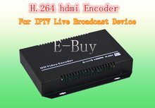 H.264 hd hdmi encoder per iptv, streaming live broadcast, hdmi registrazione video encoder da rtsp per wowza rtmp http server multimediale(China (Mainland))