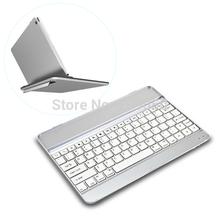 Portatile ultra-sottile senza fili bluetooth 3.0 cassa della tastiera per ipad air e per ipad 5 all'ingrosso(China (Mainland))