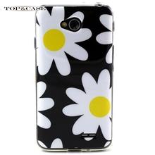 Colorful TPU IMD Silicone Soft case cover LG L70 L65 D320 W5 Dual D325 MS323 D329 D320N D285 D280 SJ5123 - TOP&CASE store