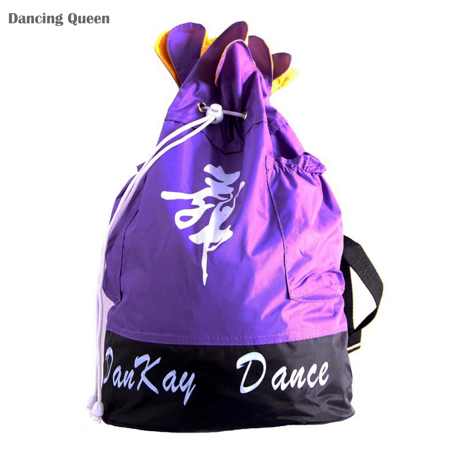 2016 new arrival Women Lady Girls Fashion Ballerina Dance Bag Ballet Bag 7 Colors Dance Costumes Accessories(China (Mainland))