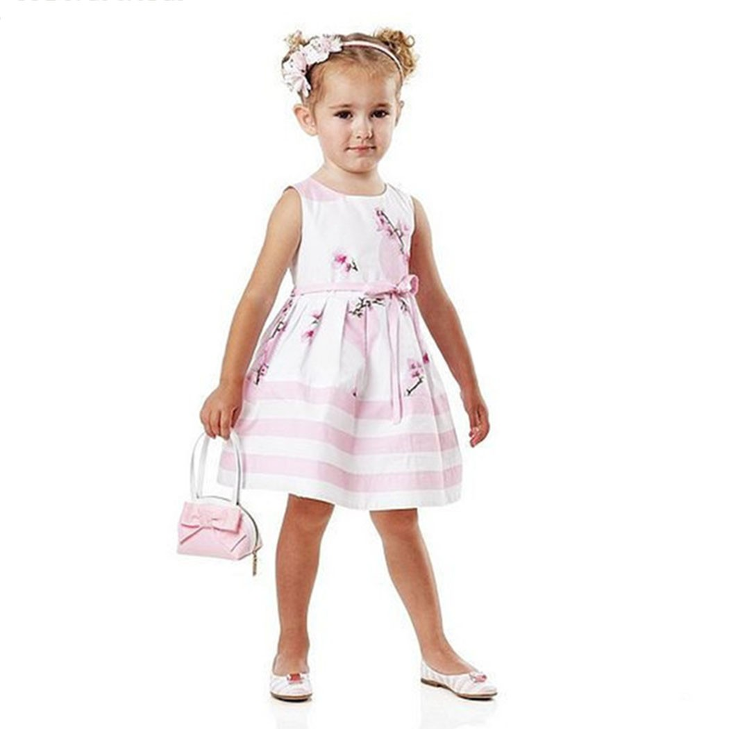 Children Dresses New Kids Baby Girl's Clothes Fashion Cute ...